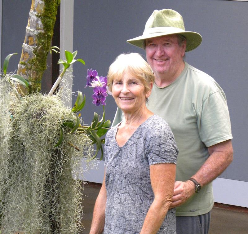 John & Lorna Hoff, Kauai Banyan Inn