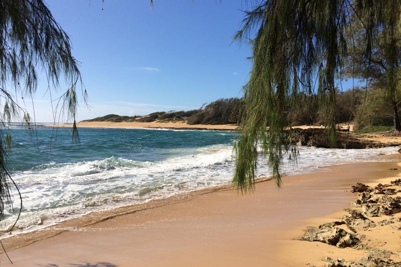 Mahaleupu Beach, Kauai